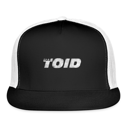 123Toid Retro look - Trucker Cap
