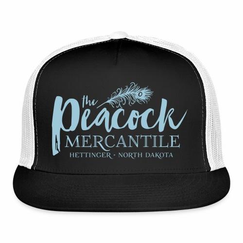 THE PEACOCK MERCANTILE - Trucker Cap