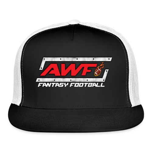 AWF Official Logo - Trucker Cap