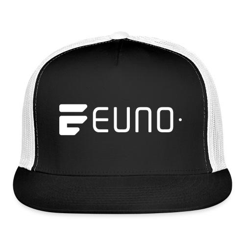 EUNO LOGO LANDSCAPE WHITE - Trucker Cap