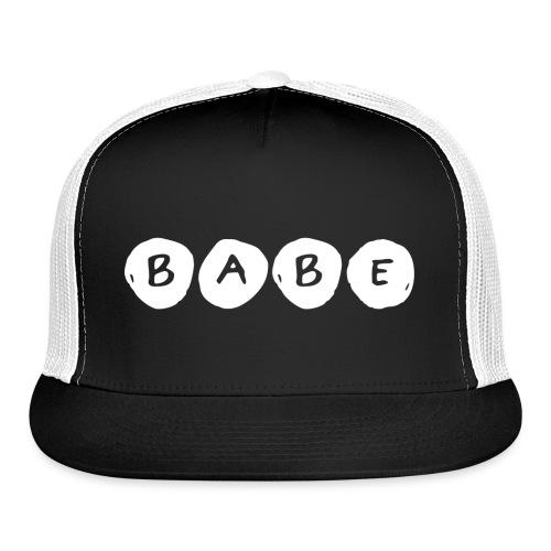 Babe - Trucker Cap