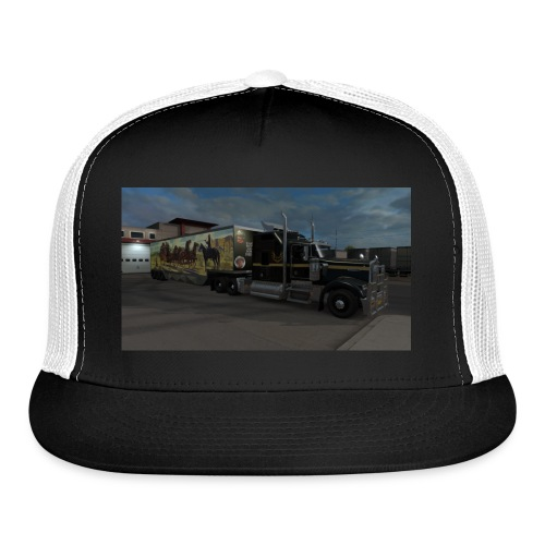 IN HONOR OF BURT REYNOLDS - Trucker Cap