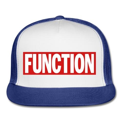 FUNCTION - Trucker Cap