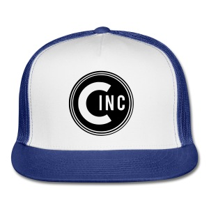 Coasters Inc. Logo - Trucker Cap
