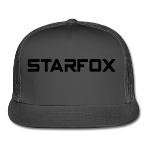 STARFOX Text - Trucker Cap