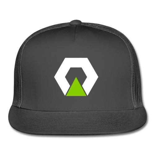 Hat with Bridge Logo - Trucker Cap