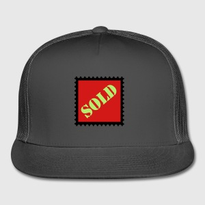 stamp sold - Trucker Cap