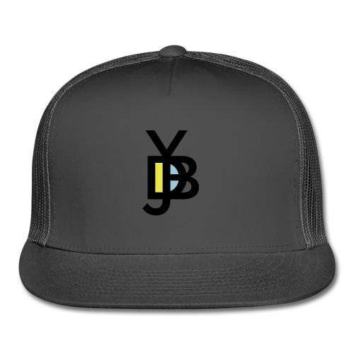 Jybd black 3 color - Trucker Cap