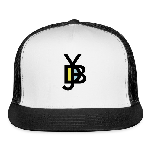 Jybd black 3 color - Trucker Cap