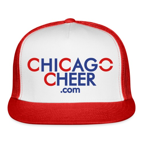 CHICAGO CHEER . COM - Trucker Cap