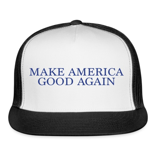trumphatspoof without at - Trucker Cap
