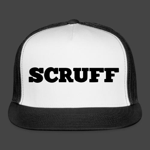 scruff hat - Trucker Cap