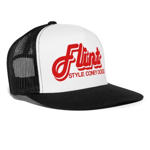 Flint Style Coney Dogs - Trucker Cap