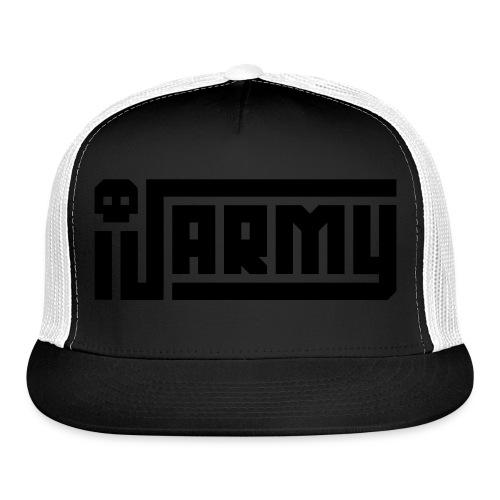 iJustine - iJ Army Logo - Trucker Cap