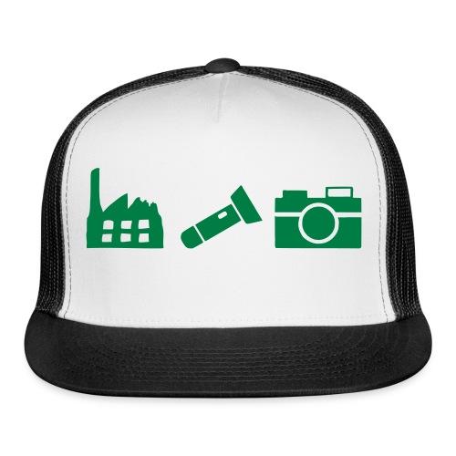 DCUE_Icons_Small - Trucker Cap