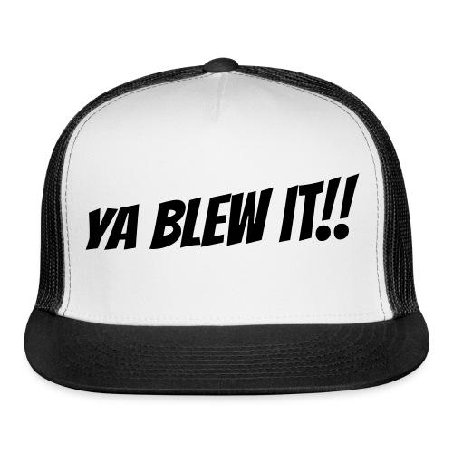 blewit1 - Trucker Cap