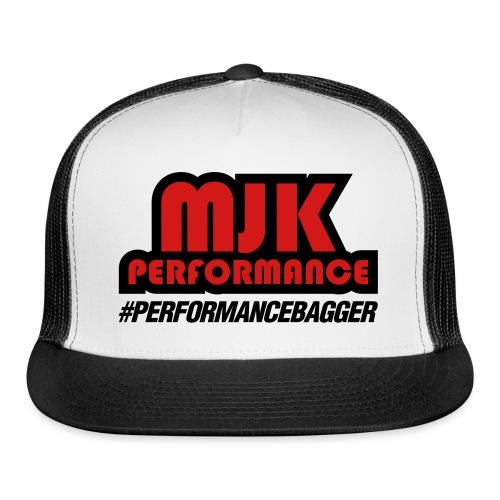 MJK Tshirt 2 centred Spre - Trucker Cap