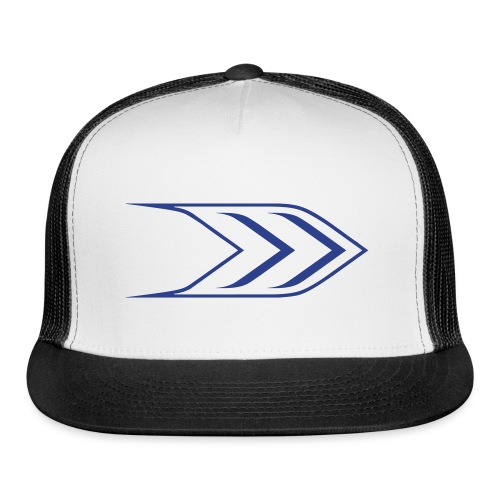 Arrow Outline - Trucker Cap