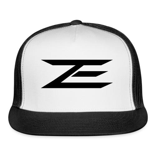 Final_ZACH_LOGO - Trucker Cap