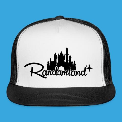 Randomland Castle Logo - Trucker Cap