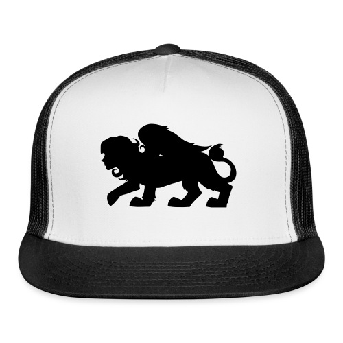 Sphynx Silhouette - Trucker Cap