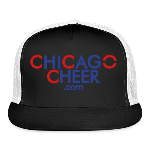 CHICAGO CHEER . COM - Trucker Cap