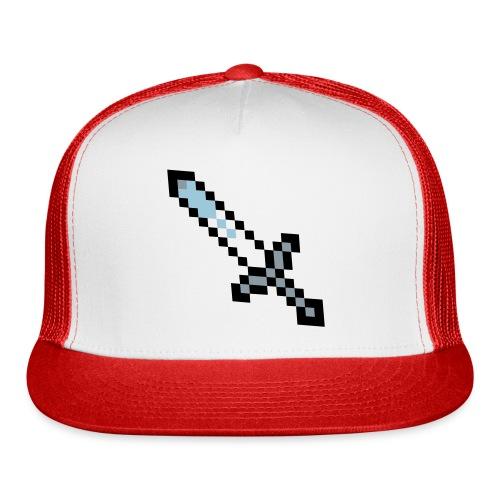 Minecraft SWORD - Trucker Cap