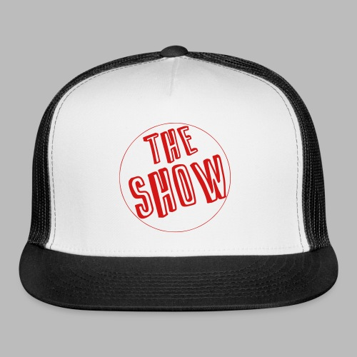 Show NZ logo SVG graphic - Trucker Cap