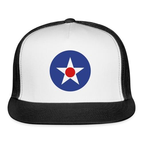 USA Symbol - Axis & Allies - Trucker Cap