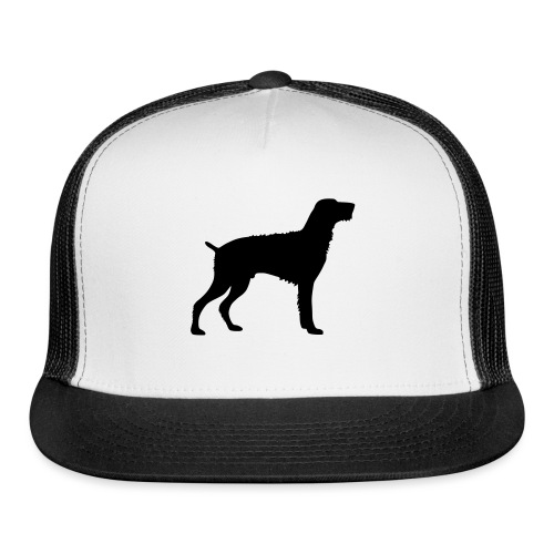 German Wirehaired Pointer - Trucker Cap