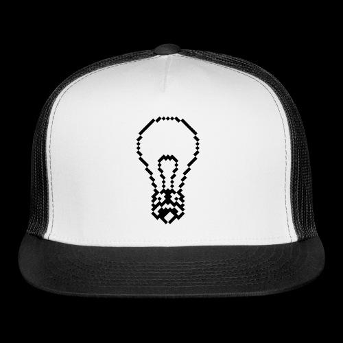 lightbulb by bmx3r - Trucker Cap