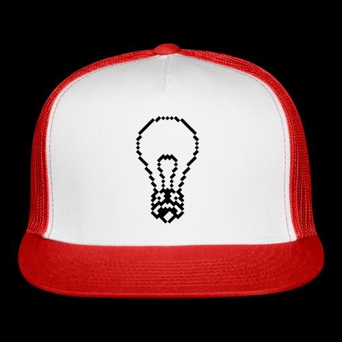 lightbulb - Trucker Cap