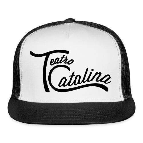 TClogoWHITE - Trucker Cap