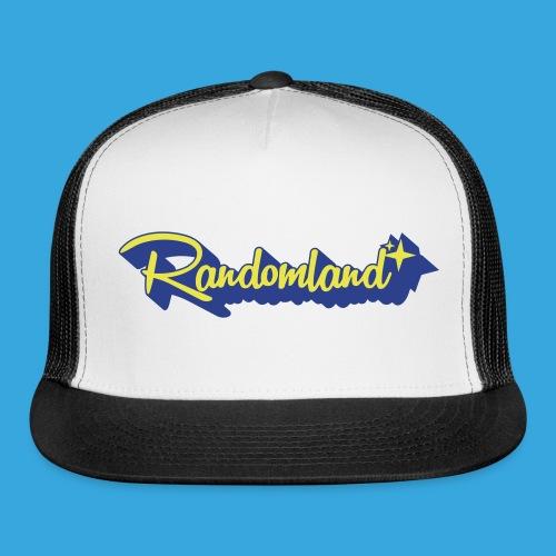 Randomland Ghosted - Trucker Cap