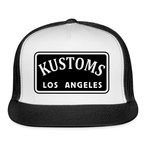 CCC-Kustoms-LA-Tag-02 - Trucker Cap