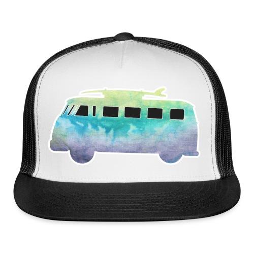 Surfers Kombi Van - Trucker Cap