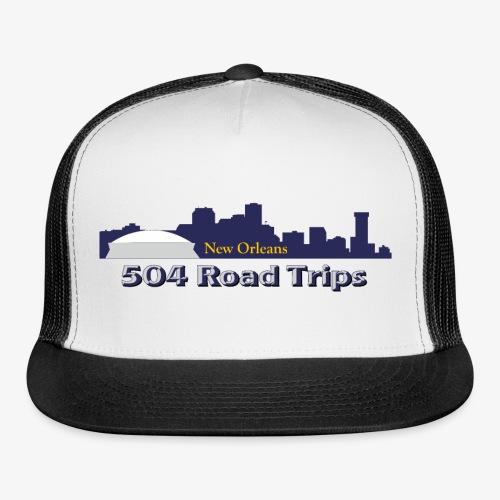 New Orleans Skyline Logo - Trucker Cap