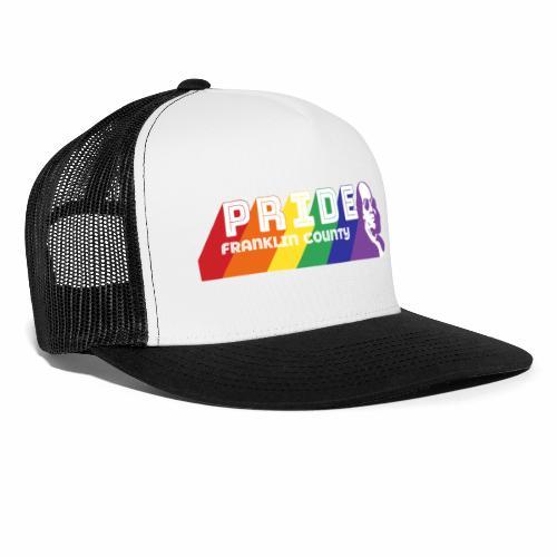 Pride Logo2 - Trucker Cap