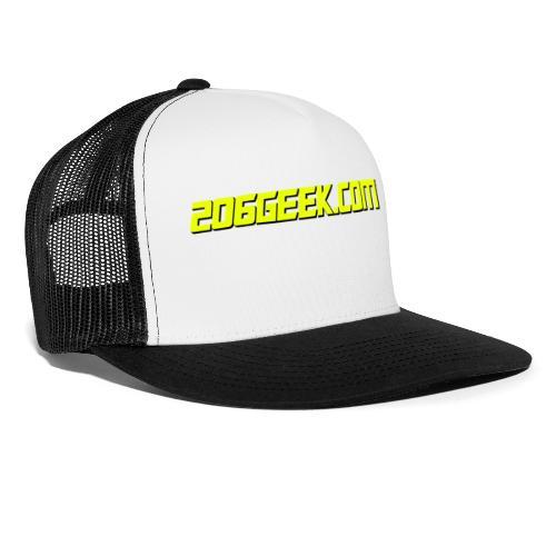 206geek.com - Trucker Cap