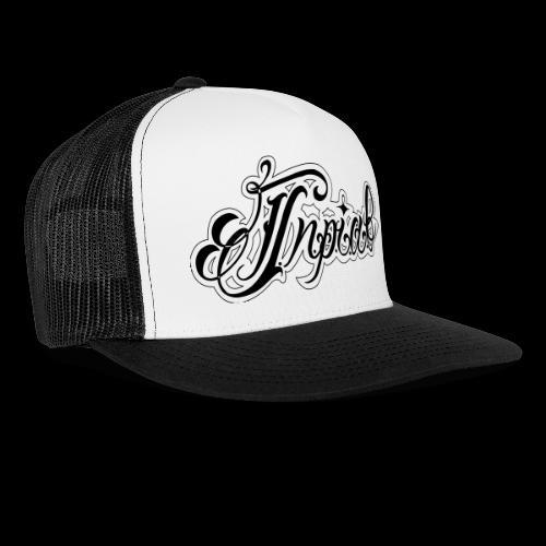 Inpiab lowercase - Trucker Cap