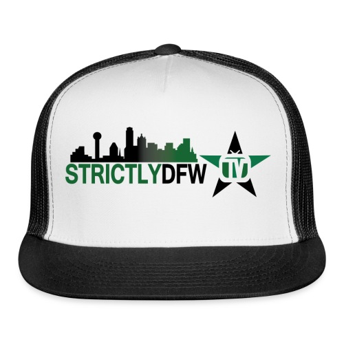 Strictly DFW TV Apparel - Trucker Cap