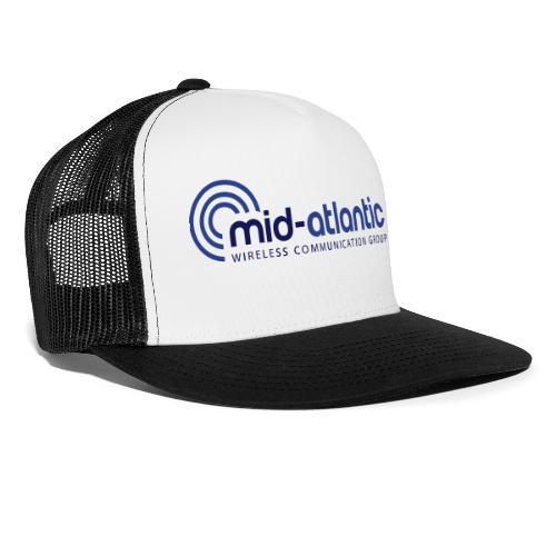 Mid Atlantic Wireless logo - Trucker Cap