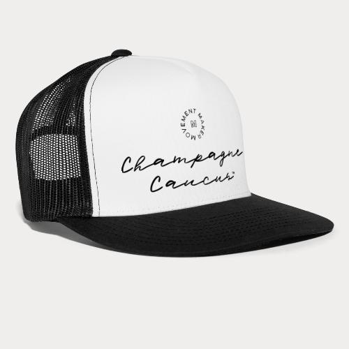 Champagne Caucus - Trucker Cap