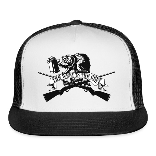 BEAVERWITB - Trucker Cap