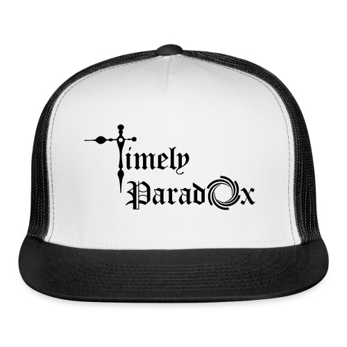 Timely Paradox - Trucker Cap