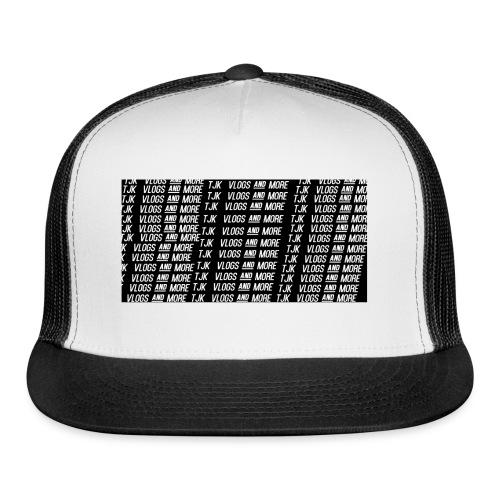 TJK First Apparel Design - Trucker Cap