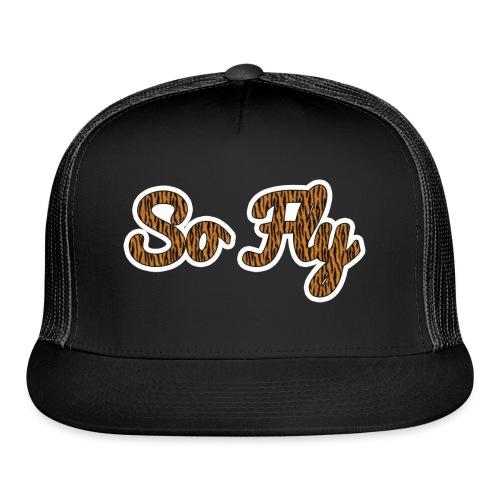 So Fly Tiger - Trucker Cap