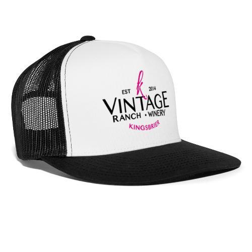 Kingsbrier Vintage 2014 - Trucker Cap
