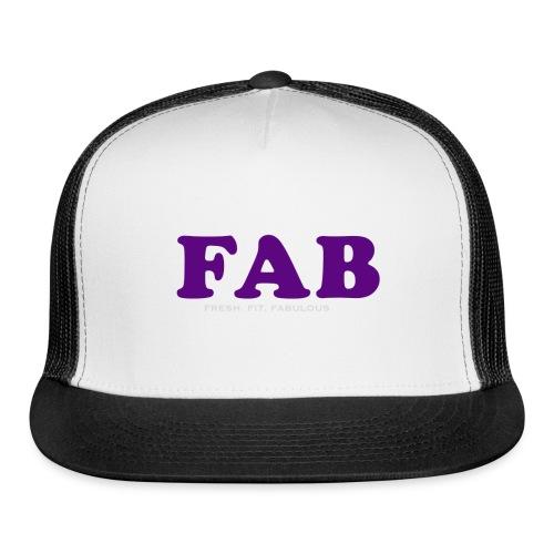 FAB Tank - Trucker Cap