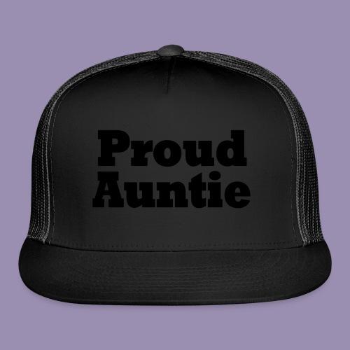 Proud Auntie - Trucker Cap